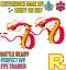 6IV-GIGANTAMAX-CENTISKORCH-SHINY-ULTRA-or-NOT-ITEM-SWORD-amp-SHIELD miniatura 1
