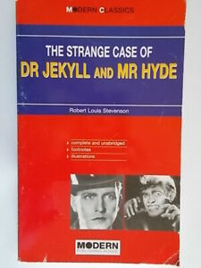 The strange case of Dr Jekyll and Mr Hyde	Stevenson robert louis	horror inglese