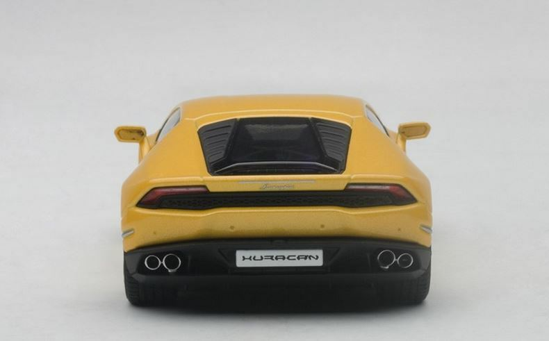 LAMBORGHINI HURACAN LP610-4 yellow yellow yellow MIDAS PEARL EFFECT YELLOW 1 43 AUTOART 54603 33734a
