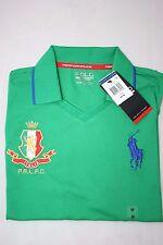 Ralph Lauren Men's Polo Shirt Polo Sport Italia Size XL Gift for Him NWT