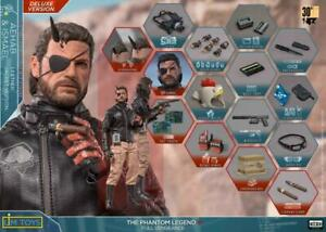1-6-Lim-Toys-LIM-002-Ismael-amp-Aehab-Metal-Gear-V-Venom-Snake-Deluxe-Ver-New