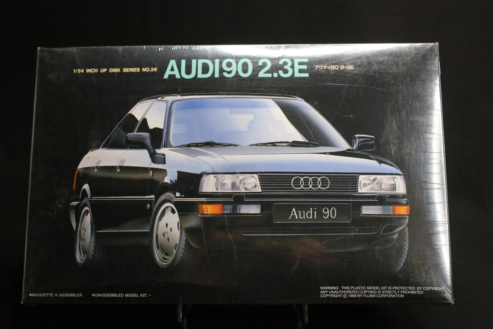 XA009 FUJIMI 1 24 maquette voiture 03201 - ID26 800 26 Audi 90 2.3E