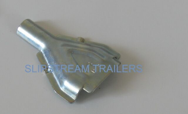 GENUINE KNOTT TRAILER BRAKE CABLE HALF SHELL SB032 57200 FIT TO IFOR WILLIAMS