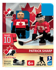 Patrick Sharp Team Canada 2014 Olympic Champions HOCKEY OYO Figure