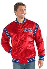 3X Royal Starter Adult Men The Enforcer Retro Satin Jacket