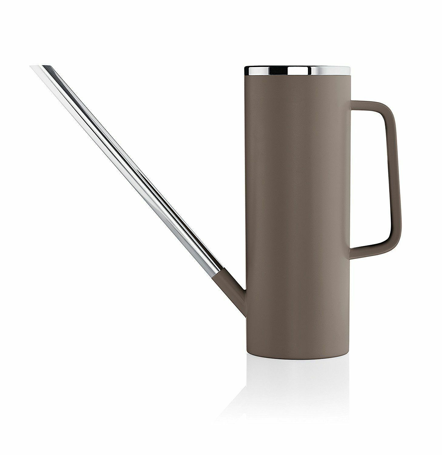 Blomus Limbo Stainless Steel Watering Can, Taupe 1.5 L Indoor/Outdoor Garden