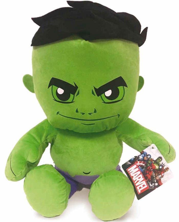Peluche Hulk Originale Marvel 50 cm Novità 2016 età 0+ enorme gigante morbido