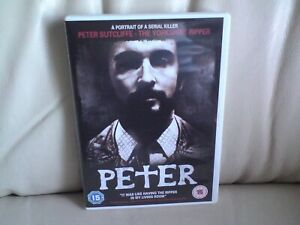 Peter A Study For A Portrait Of A Serial Killer Dvd 2011 Yorkshire Ripper 5022153101552 Ebay