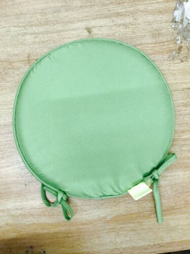 Rond Circulaire Chaise Coussin d/'assise cuisine salle à manger housse amovible NEUF