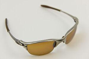 9c5e5b223 ... sweden image is loading oakley half x plasma bronze sunglasses x metal  e2022 95789