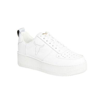 NEW Windsor Smith Racerr White Sneaker