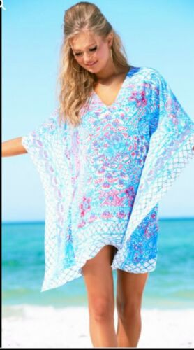 Lilly Pulitzer LINDAMARIE Caftan Dress PINCHERS PI