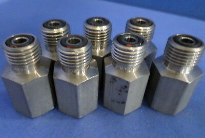 "SS-6-HRN-2 Superlok 3//8/"" X 1//8/"" Hex Reducing Nipple Stainless Steel"
