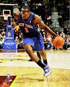 Willis Reed New York Knicks Action Photo Size: 8 x 10