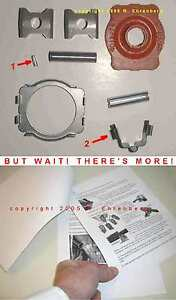 OEM-Mopar-Steering-Pot-Coupler-Repair-Kit-W-Instructions-Challenger-Charger