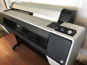 Epson-Stylus-Pro-9900-Large-Wide-Format-Big-44-034-Photo-Inkjet-Color-Printer