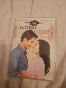 Return to me dvd Fuori Catalogo Edizione Vendita