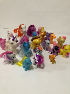 My Little Pony Lot Of 22 Unicorn Ponies And More Ebay