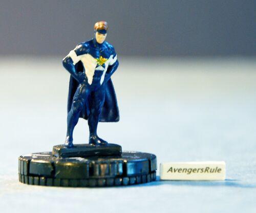 Marvel Heroclix 10 Figure Lot #199 Aleph Mettle Living Veil D-Man Hazmat Hellcat