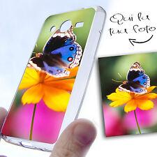 Custodia Cover IN TPU personalizzata Foto per Nokia C7 C7.00 E5 E6 E7