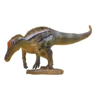 Copieux Pnso Rare Kinder Baryonix Age Of Dinosaur Figure Musée Modèle Entièrement Neuf Dans Sa Boîte-afficher Le Titre D'origine Sans Retour