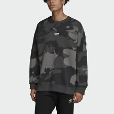 adidas Originals R.Y.V. Camouflage Crewneck Sweatshirt Men's