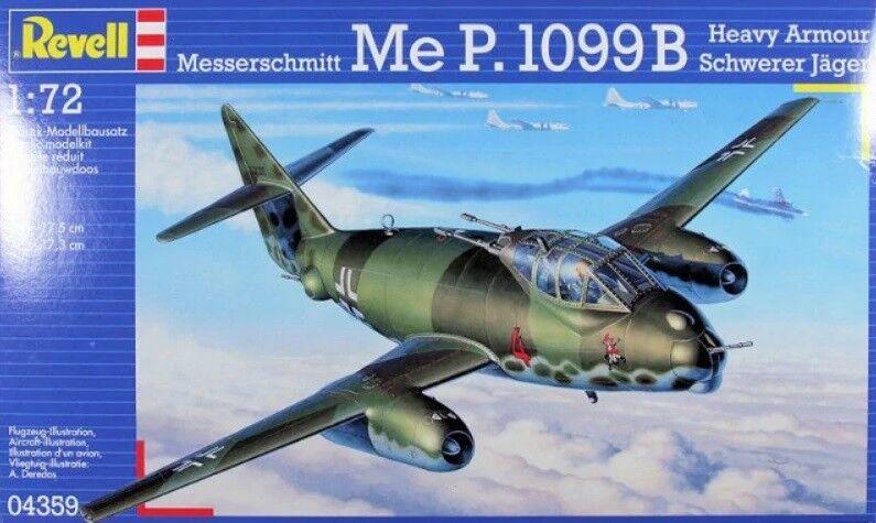 Revell 1 72 Messerschmitt Me P.1099B