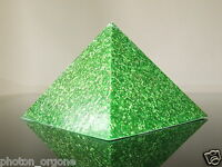 Orgone 4th Anahata Chakra Balancing Alignment Meditation Pyramid Rose Quartz