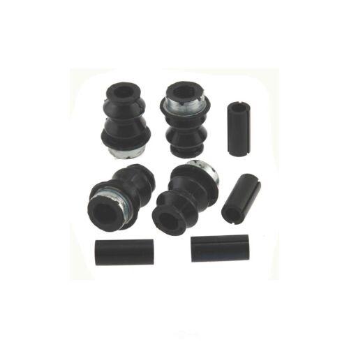 Disc Brake Caliper Guide Pin Boot Kit Front,Rear Carlson 16118
