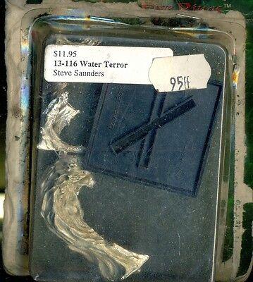 L5r Clan War 13-116 Water Terror Metal