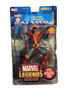 Marvel Legends / The Uncanny X-MEN - 2003 Series V, Colossus, Toybiz,