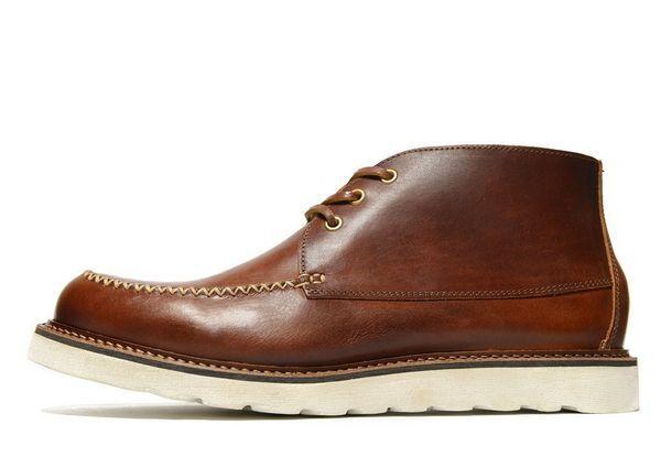 McKenzie Boston Chukka Men's Trainer (UK 6,7 12)Brown Leather Brand New Box