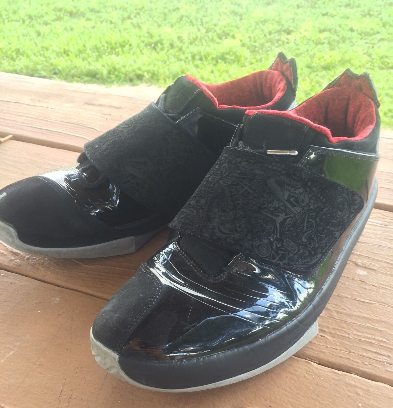 Nike Air Jordan 20 XX OG Size 13 Custom L@@k !!!