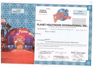 Planet-Hollywood-International-Inc-1999