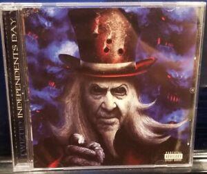 Twiztid - Independents Day CD 3rd Press insane clown posse d12 Proof tech n9ne
