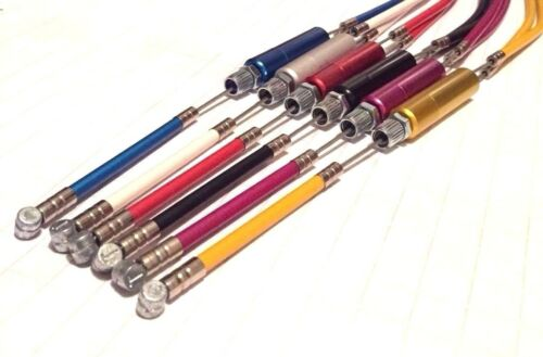 BMX Upper Gyro Brake Cable 475mm Various Colours.