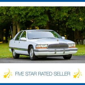 1996 Buick Roadmaster Limited 1 Owner LT1 Clean Last Year CARFAX