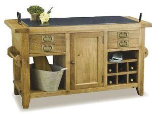 reclaimed oak furniture. image is loading newsolidwoodenreclaimedoakfurniturekitchenisland reclaimed oak furniture f
