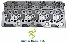 New Kumar Bros Usa Cylinder Head For Bobcat 334 Kubota V2203