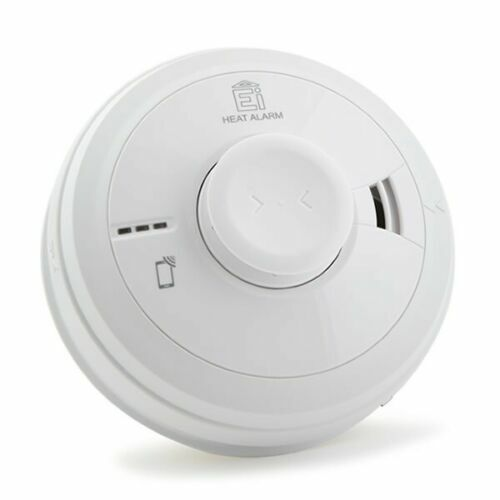 Aico Ei3014 Mains Powered Heat Alarm with Rechargeable Lithium Backup Exp 2030