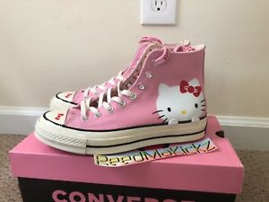 converse hello kitty