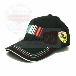 Ferrari-Cap-Barcode-Class-A