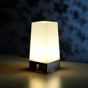 Auraglow-Wireless-PIR-Motion-Sensor-Lamp-Battery-Hallway-Table-LED-Night-Light