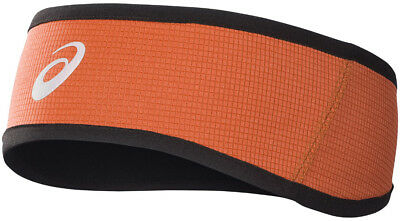 Zielsetzung Asics Reversible Winter Running Headband Mens Womens Orange So Effektiv Wie Eine Fee