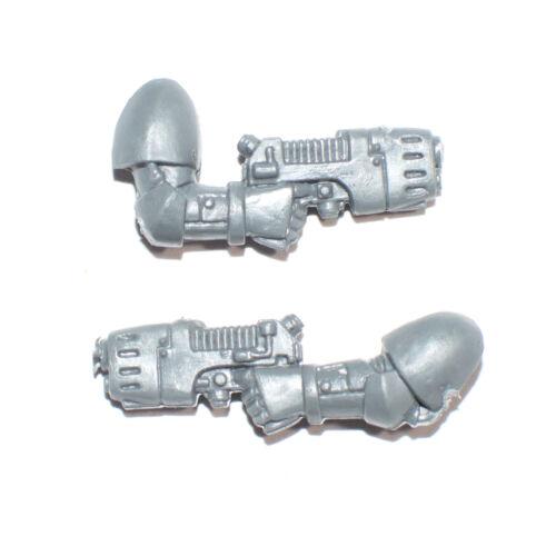 Compañía de ángeles oscuros escuadrón pistolas de plasma veteranos X 2-G2696