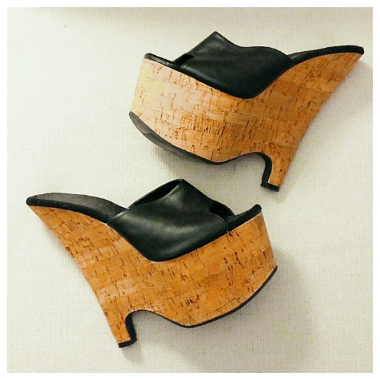 Platform Wedges Wedge Dancer 6 Stripper Club Heels Size 6 Dancer 1cfeae