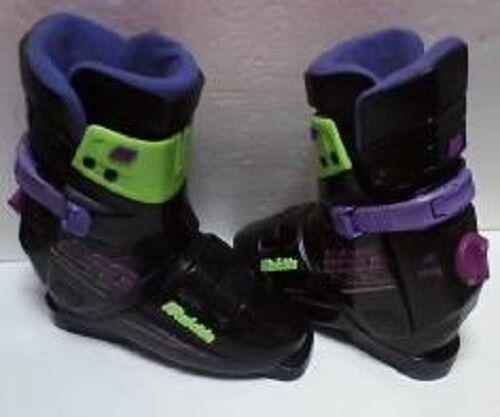 Raichle Uomo 440 italia svizzero design italia 440 sciare gli stivali neri sportivi viola sz mm d70af7
