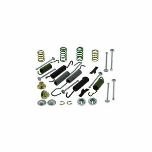 Drum Brake Hardware Kit Rear Carlson H7046