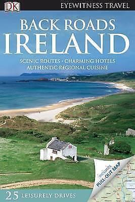 Back Roads Ireland (DK Eyewitness Travel Back Roads)-ExLibrary
