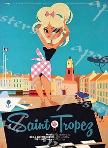 Vintage Macau Tourism Poster Print A3//A4